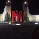 Minnesota State University Moorhead - Holiday Lights at Lindenwood Park Fargo ND